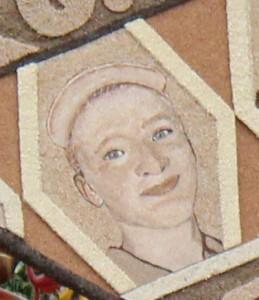 288 D Colley floragraph